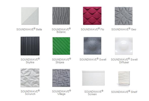 SOUNDWAVE ® Collection