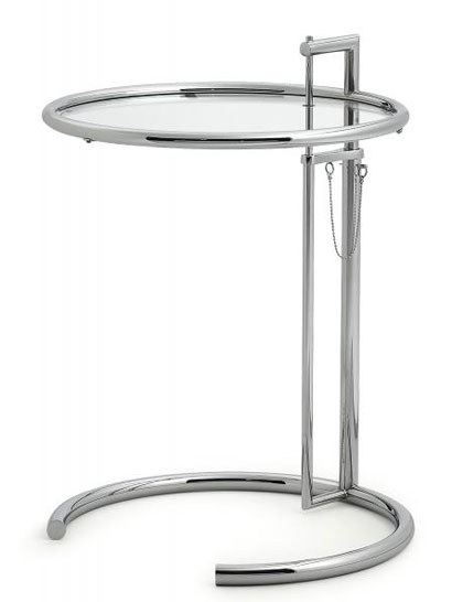 Adjustable Table  - ClassiCon GmbH - E 1027