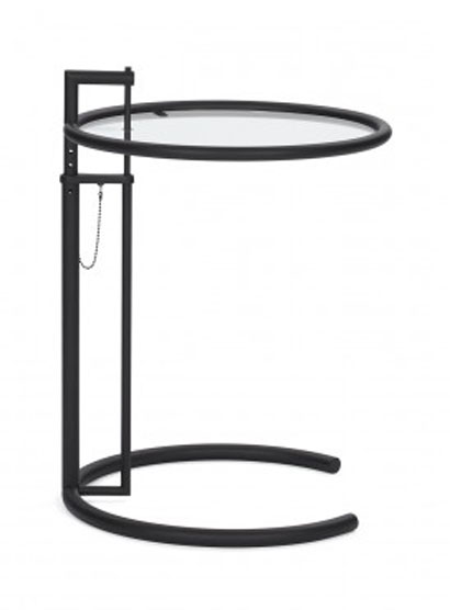 ClassiCon GmbH - Adjustable Table  - E_1027 Black Version