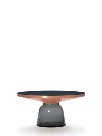 ClassiCon GmbH - Bell Table - Coffee Table Copper