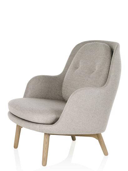 Lounge Sessel, Designed by Jaime Hayon für Fritz Hansen