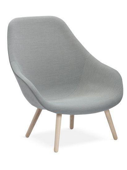 Lounge Chair Serie Von Hay Bequem Vielf 228 Ltig Stilsicher