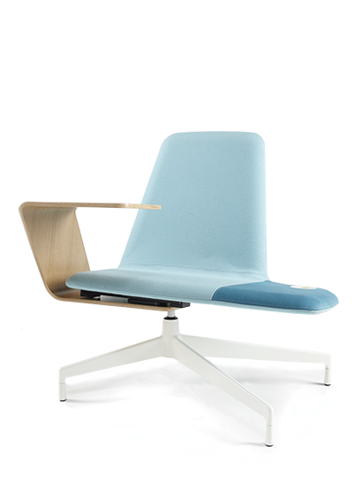 Haworth  - Harbor Working Lounge - Lounge Chair