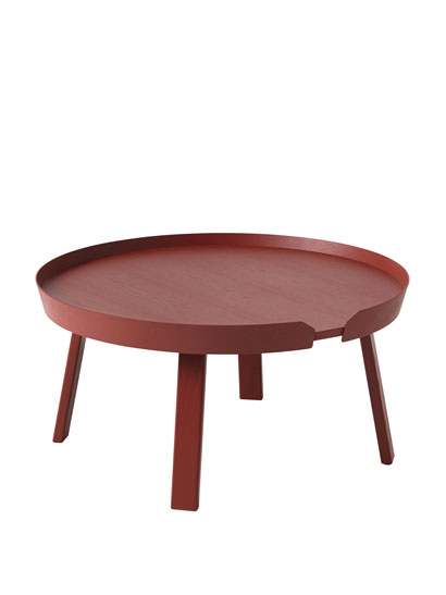 Muuto - AROUND COFFEE TABLE - Large - 21113