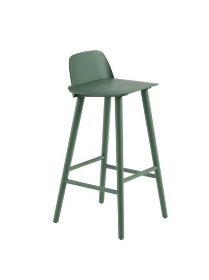Muuto - NERD BAR STOOL - 21455