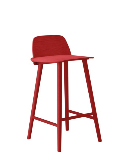 Muuto - NERD BAR STOOL - 21454