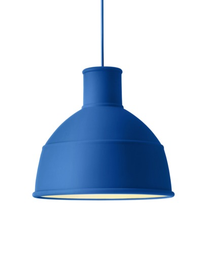 Muuto - UNFOLD Pendant Lamp - 09003 Blue