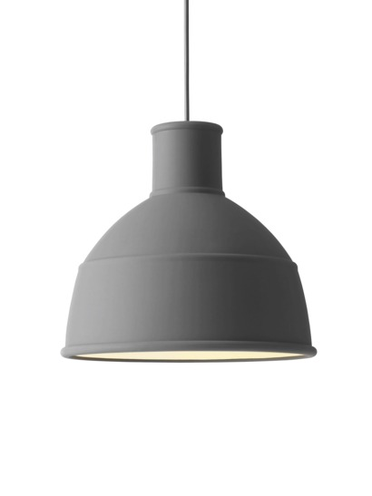 Muuto - UNFOLD Pendant Lamp - 09001 Dark Grey