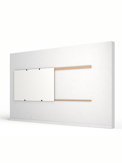 Studiotools - Wall Rail - Wallrails