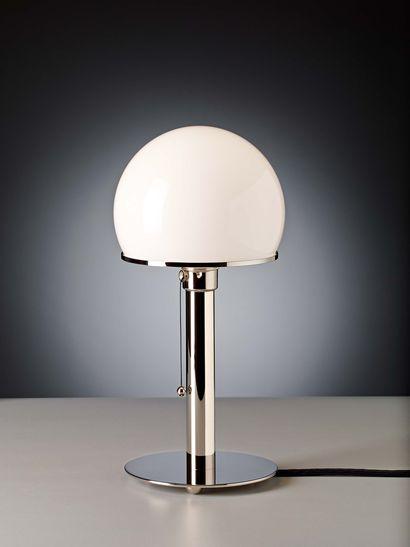 tecnolumen wagenfeld wg 24. Black Bedroom Furniture Sets. Home Design Ideas