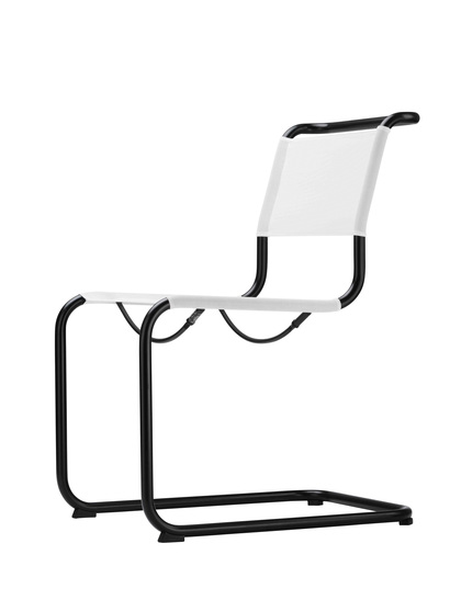 Thonet - All Seasons - S 33 N weiß/schwarz