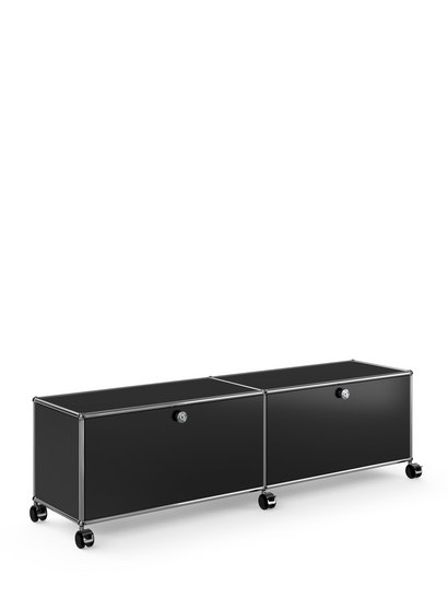 usm haller usm haller lowboard u5001. Black Bedroom Furniture Sets. Home Design Ideas