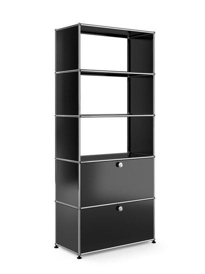 usm haller usm haller regal u3005. Black Bedroom Furniture Sets. Home Design Ideas
