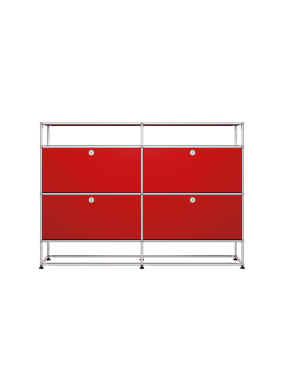 usm haller usm haller sideboard u6015. Black Bedroom Furniture Sets. Home Design Ideas