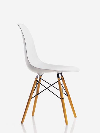 vitra eames plastic side chair dsw 440 305 04 produktdetails. Black Bedroom Furniture Sets. Home Design Ideas