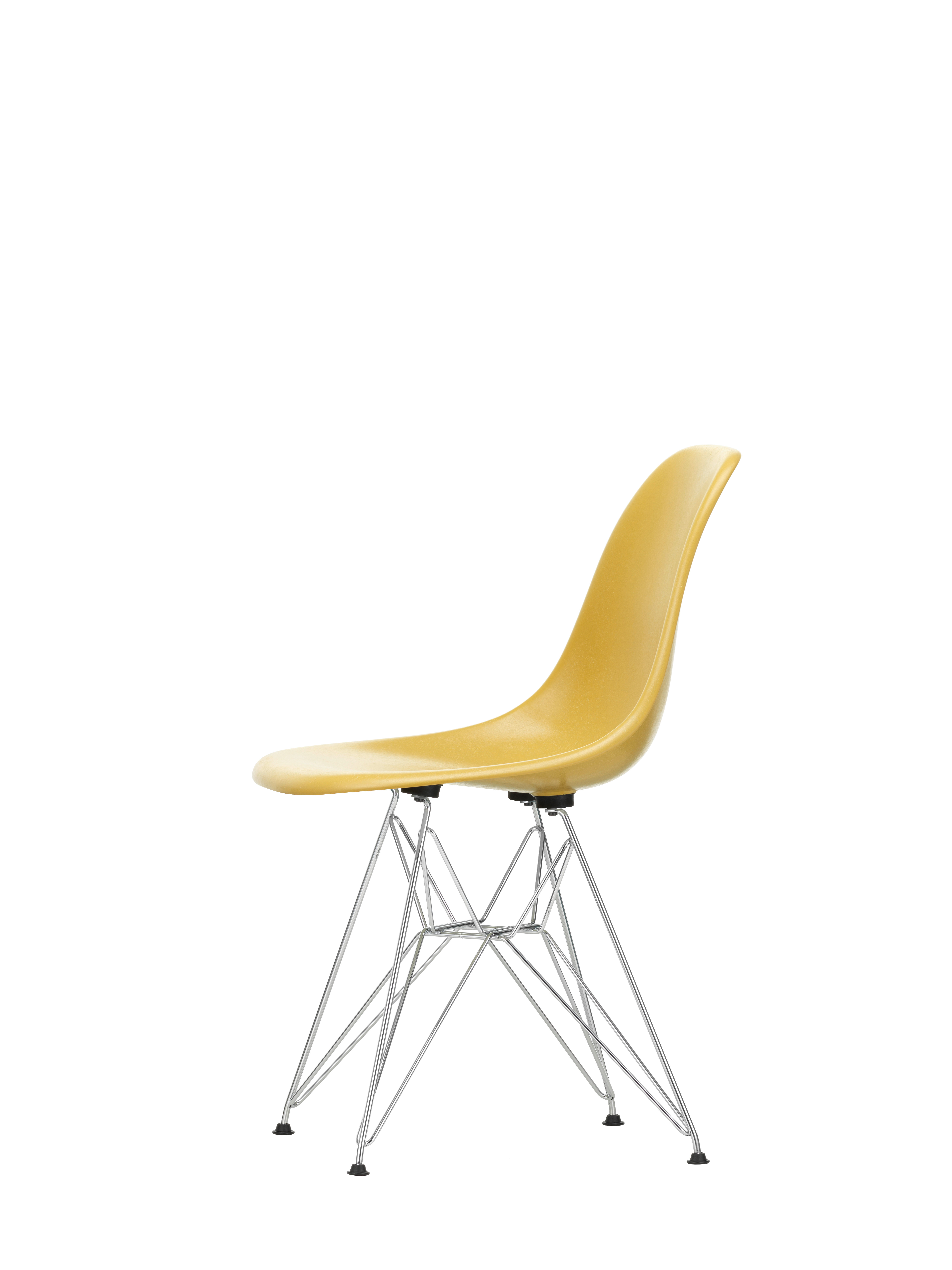 Vitra - Eames Plastic Side Chair - Eames Fiberglass Side Chair DSR