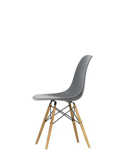 Vitra - Eames Plastic Side Chair - Eames Fiberglass Side Chair DSW