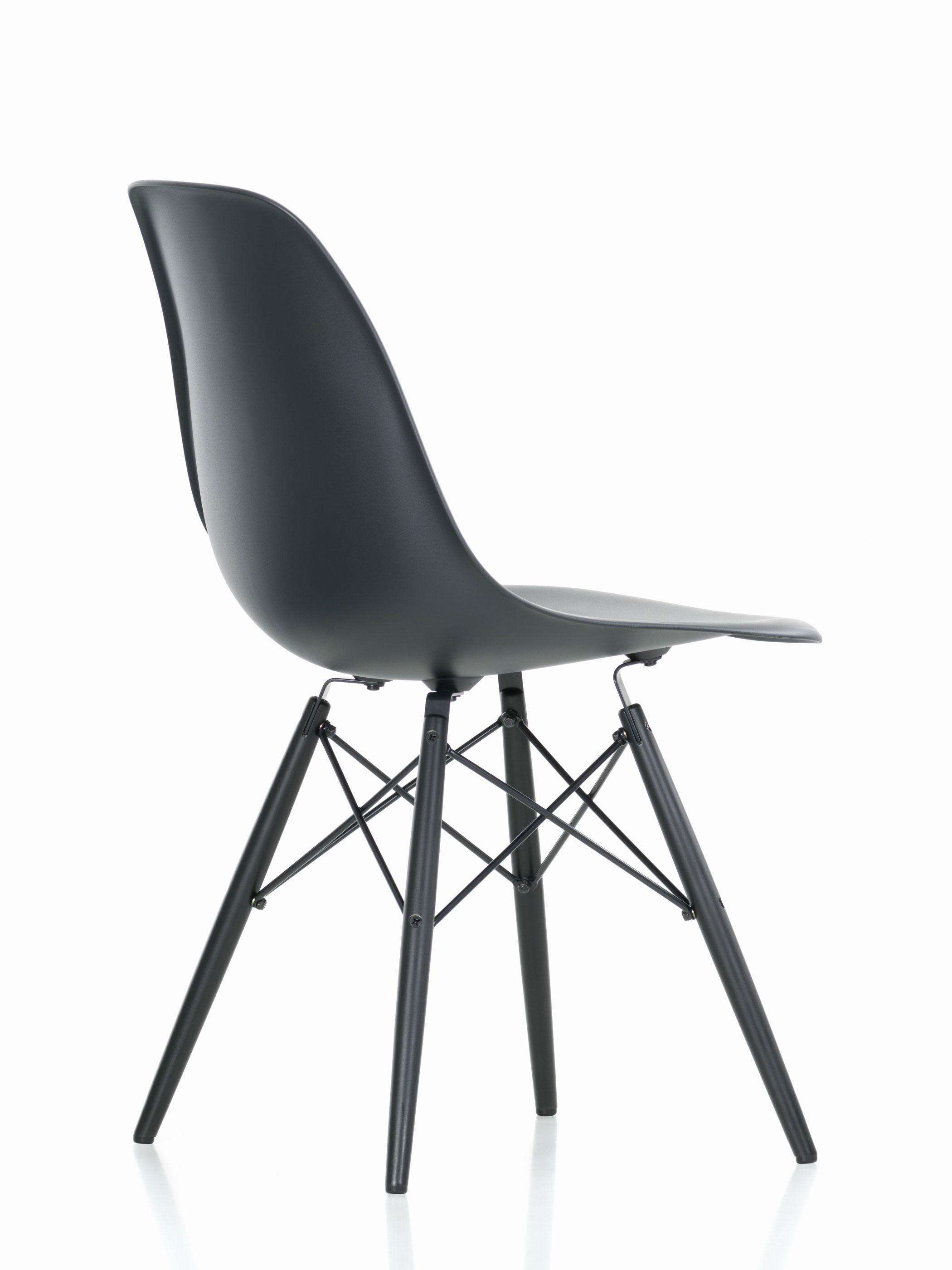 vitra eames plastic side chair dsw 440 023 30 produktdetails. Black Bedroom Furniture Sets. Home Design Ideas