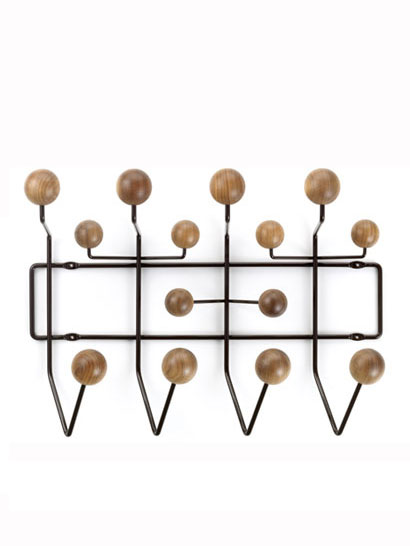 Vitra - Hang It All - Nussbaum