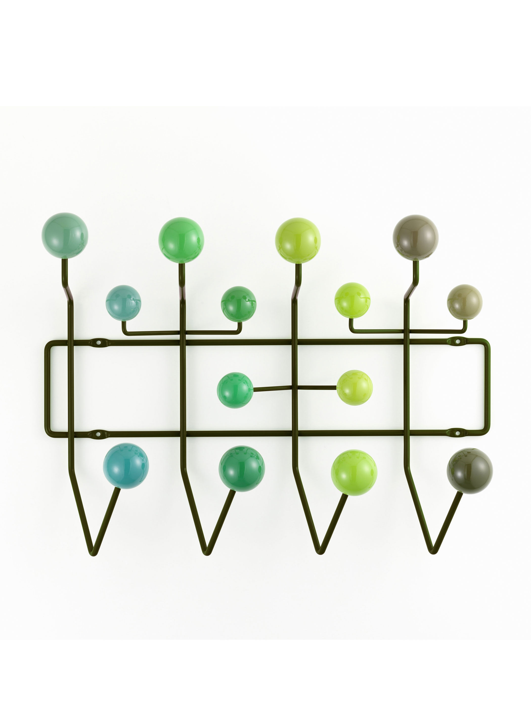 vitra hang it all hang it all gr n produktdetails. Black Bedroom Furniture Sets. Home Design Ideas
