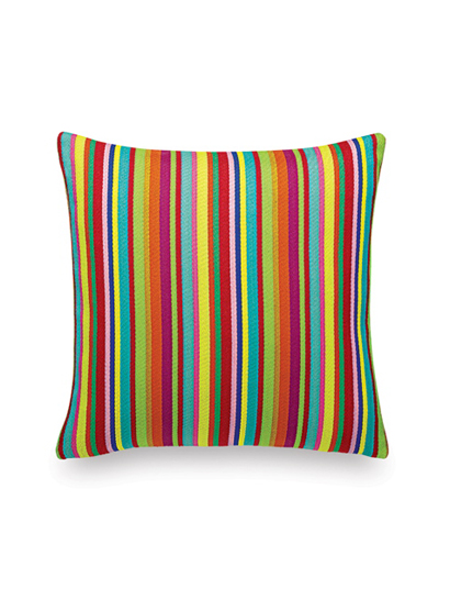 vitra kissen maharam millerstripe multicolored. Black Bedroom Furniture Sets. Home Design Ideas