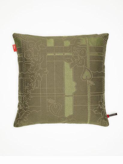 vitra kissen maharam park woven bamboo lichen. Black Bedroom Furniture Sets. Home Design Ideas