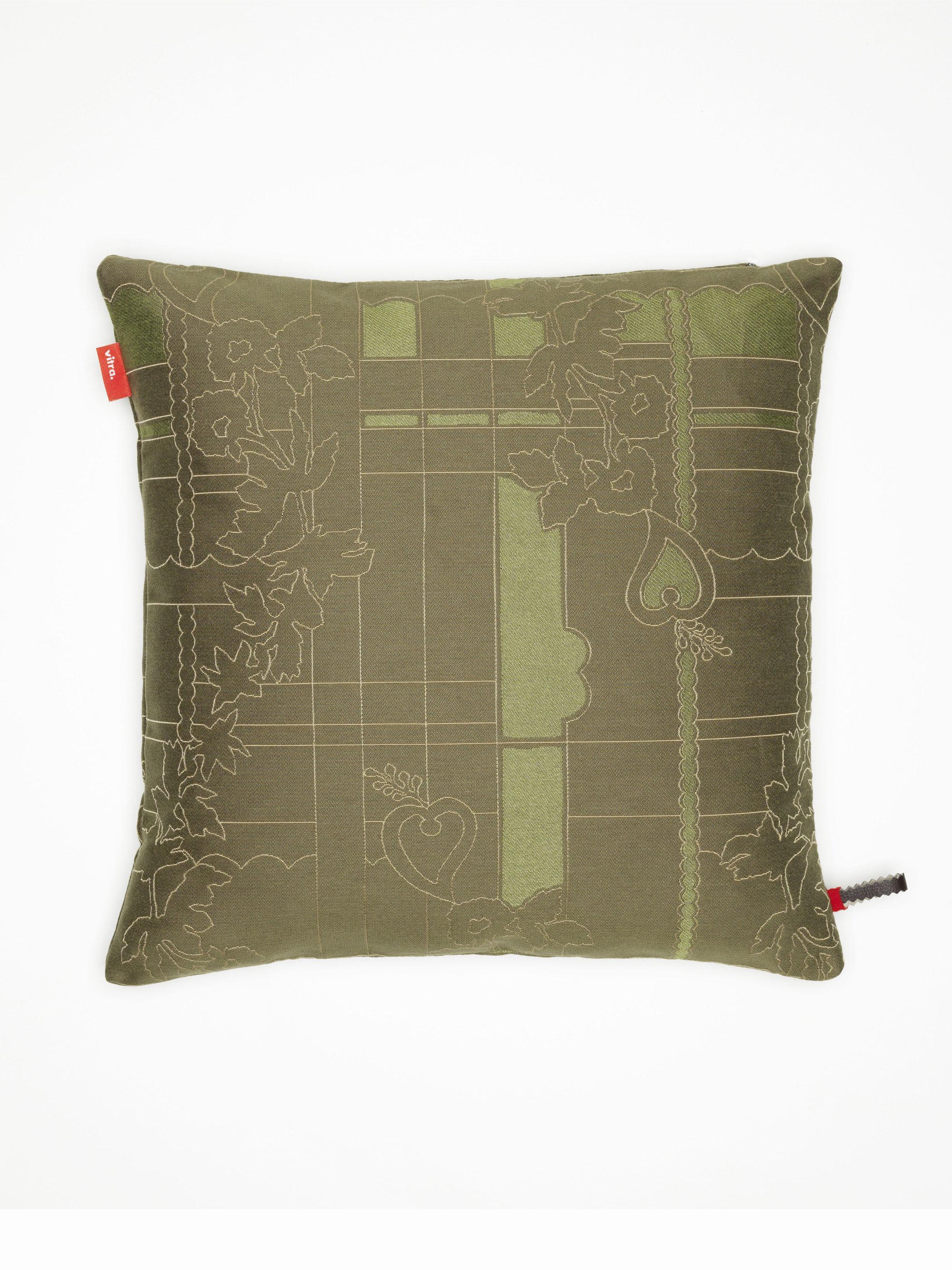 vitra kissen maharam park woven bamboo lichen produktdetails. Black Bedroom Furniture Sets. Home Design Ideas