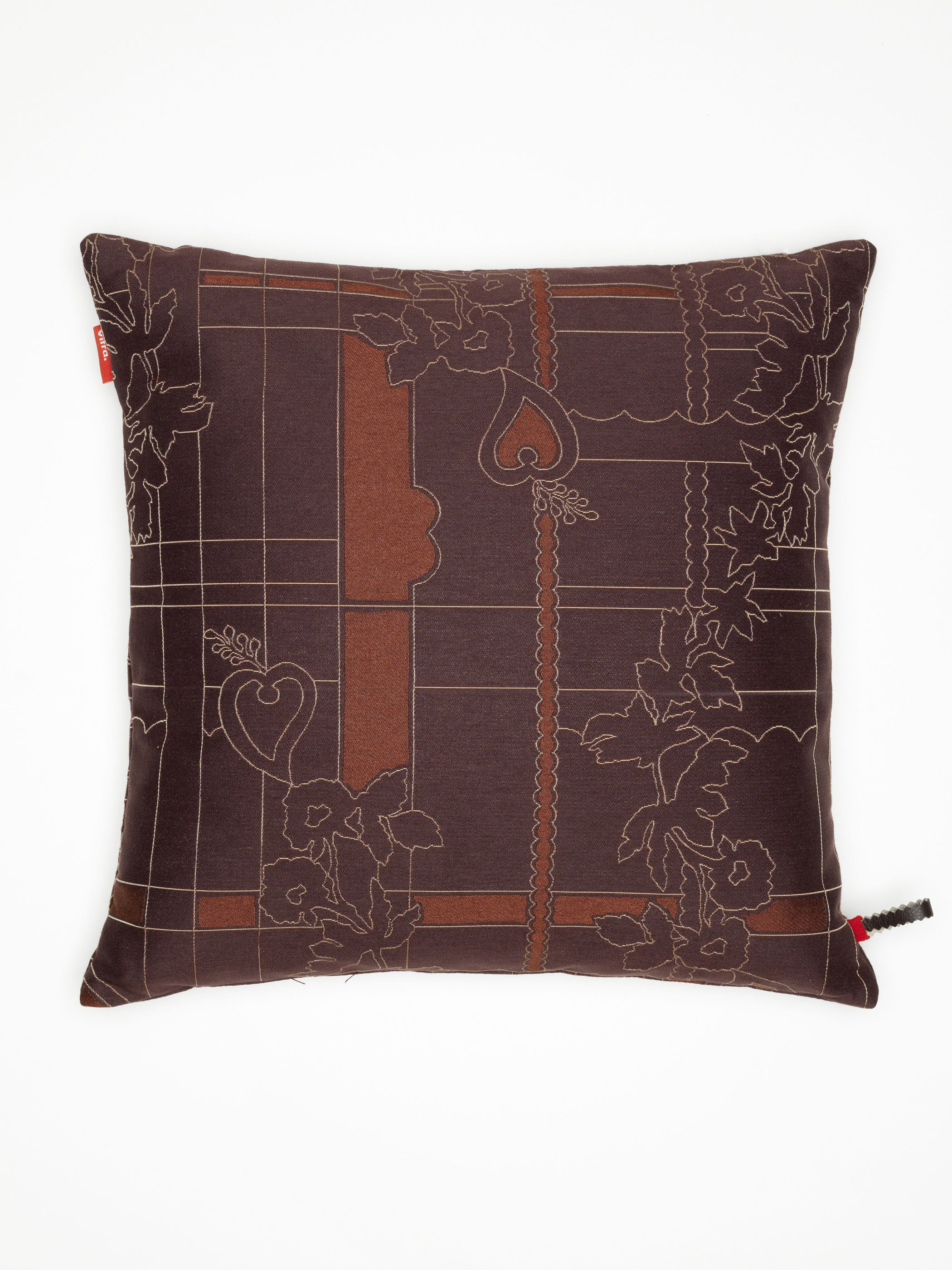 vitra kissen maharam park woven cayenne syrah produktdetails. Black Bedroom Furniture Sets. Home Design Ideas