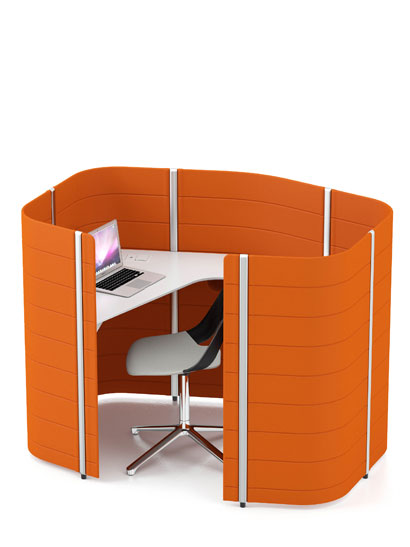Vitra - Workbays Focus  - Workbays Focus 1 low 15/10