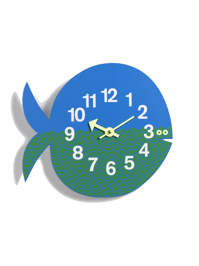 Vitra - Zoo Timers - Fernando-the-Fish