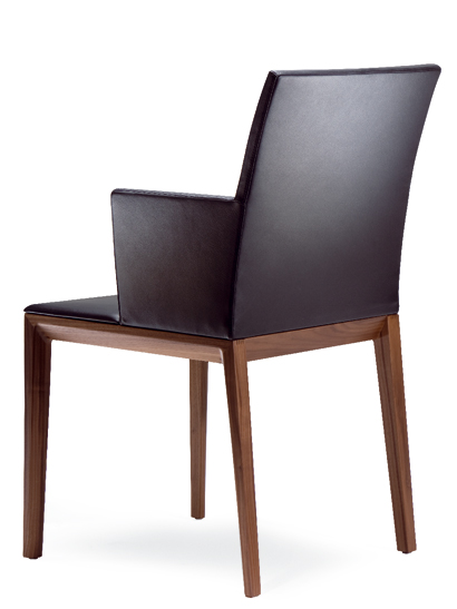 Walter knoll andoo andoo 1106 n for Hoher stuhl mit armlehne