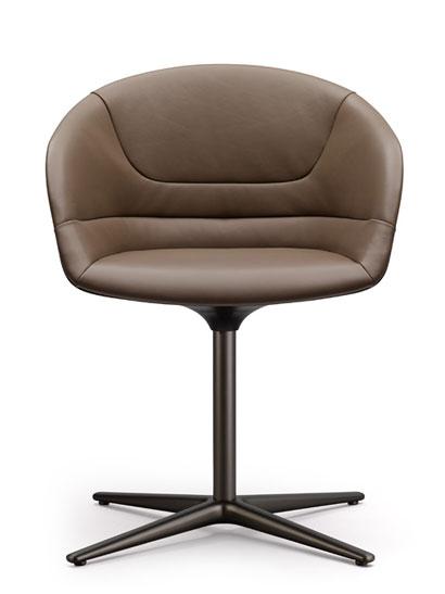 walter knoll kyo schalensessel kyo schalensessel 1341. Black Bedroom Furniture Sets. Home Design Ideas