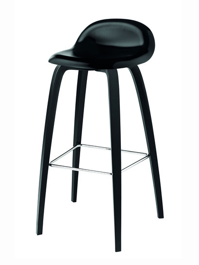 Gubi - The Gubi Chair Collection - Gubi 3D-ungepolstert