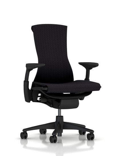 Herman Miller - INSIDE ACCESS - Embody Black Edition