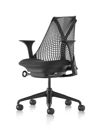 Herman Miller - INSIDE ACCESS - Sayl Black Edition