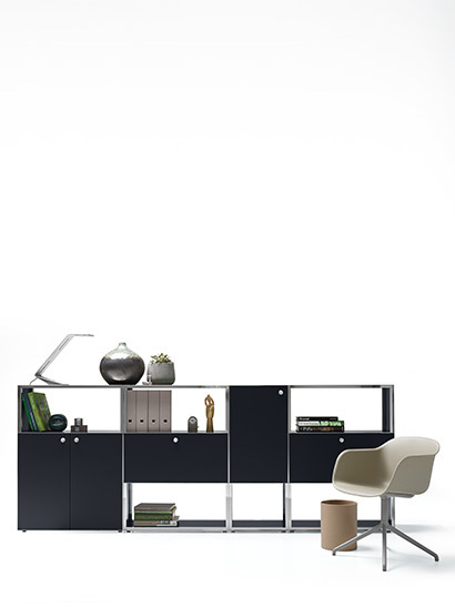 piure - Mesh - Sideboard/Regal Kombination