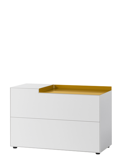 piure nex pur box step box inkl aufsatz 120x48x77 5 cm. Black Bedroom Furniture Sets. Home Design Ideas