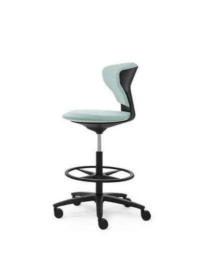 Marcel breuer chair - Sedus Turn Around High Desk Chair